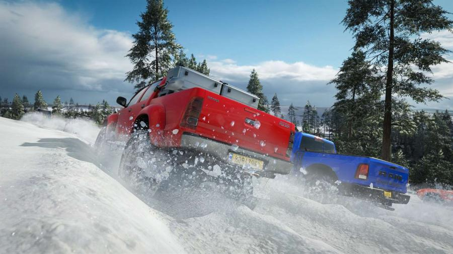 Forza Horizon 4 - Ultimate Edition (Xbox One / Windows 10) Screenshot 3