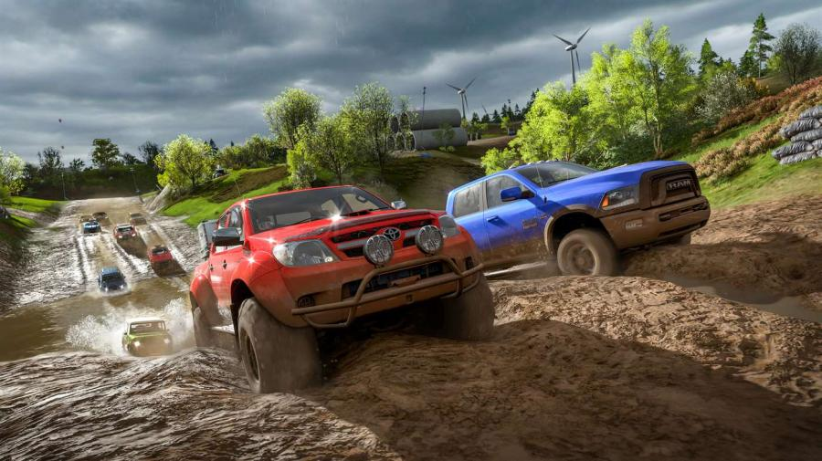 Forza Horizon 4 - Ultimate Edition (Xbox One / Windows 10) Screenshot 7