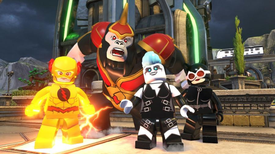 LEGO DC Super Villains Screenshot 1