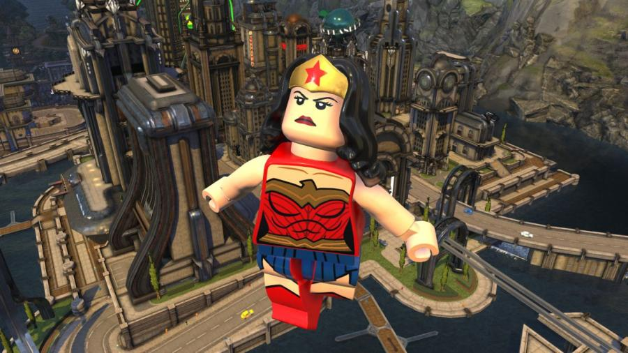 LEGO DC Super Villains Screenshot 3