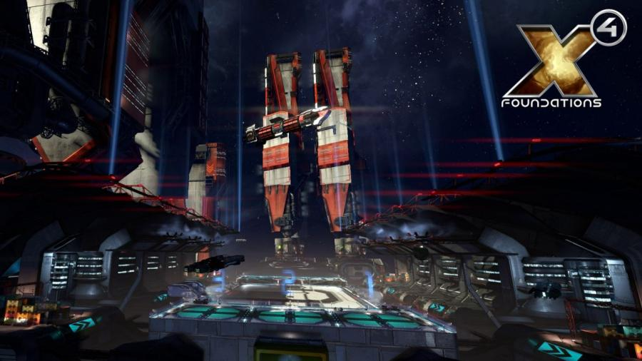 X4 - Foundations Screenshot 1
