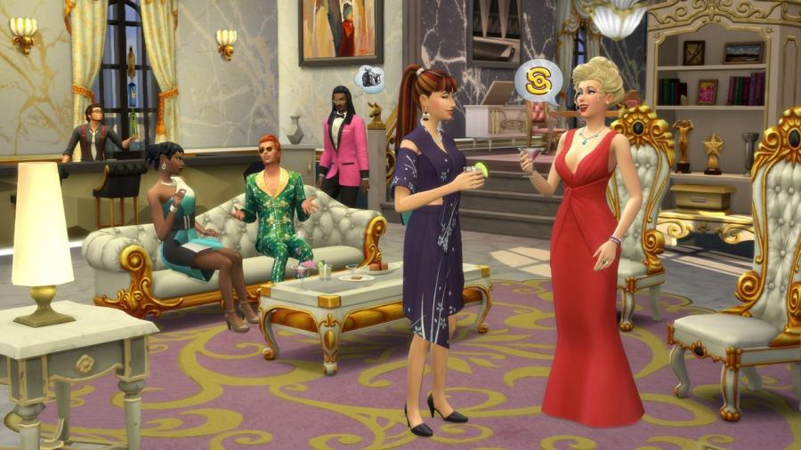 The Sims 4 + Get Famous Bundle (original game + expansion) Screenshot 5
