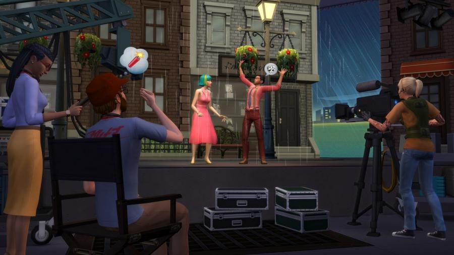 The Sims 4 + Get Famous Bundle (original game + expansion) Screenshot 3