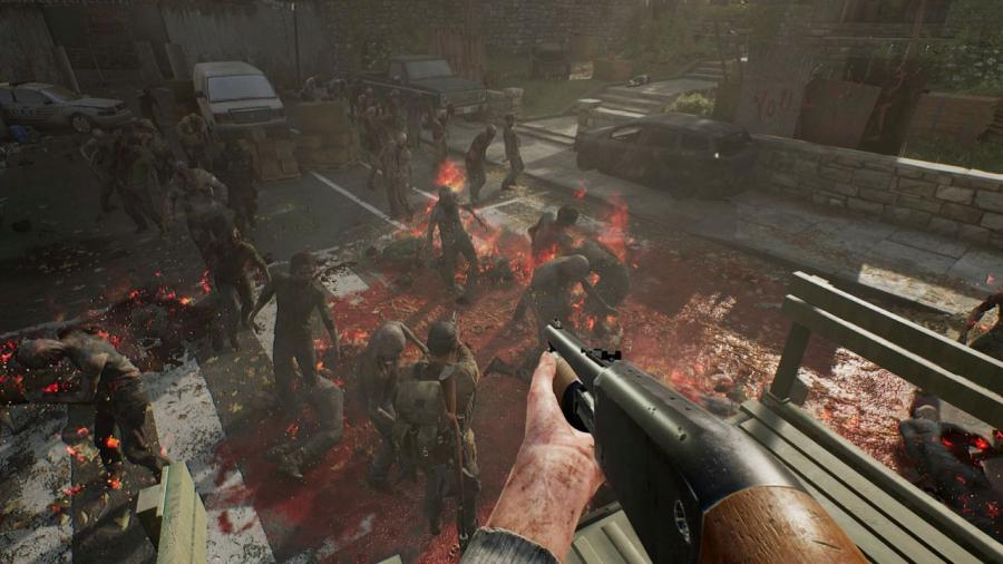 Overkill's The Walking Dead - Deluxe Edition Screenshot 7
