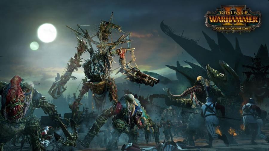 Total War Warhammer 2 - Curse of the Vampire Coast (DLC) Screenshot 3
