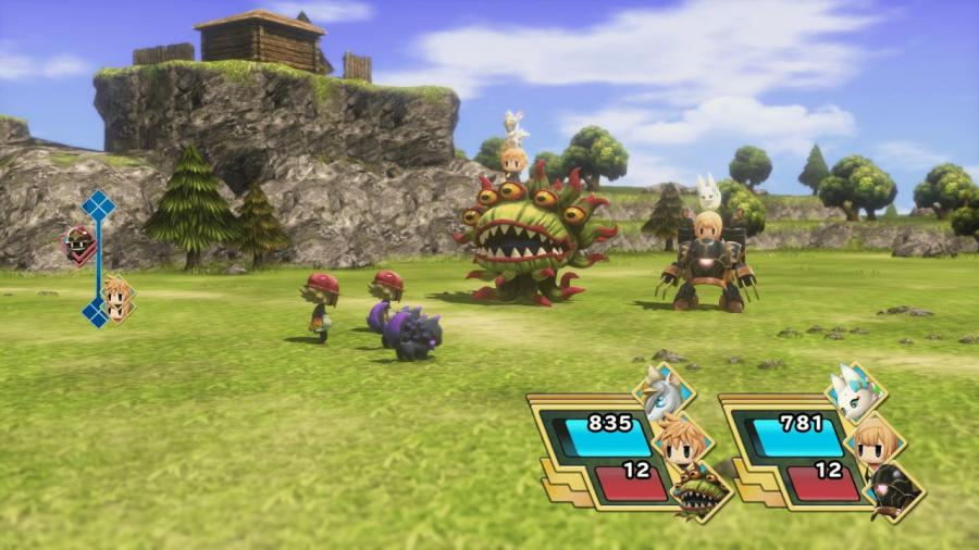 World of Final Fantasy MAXIMA Upgrade Screenshot 5