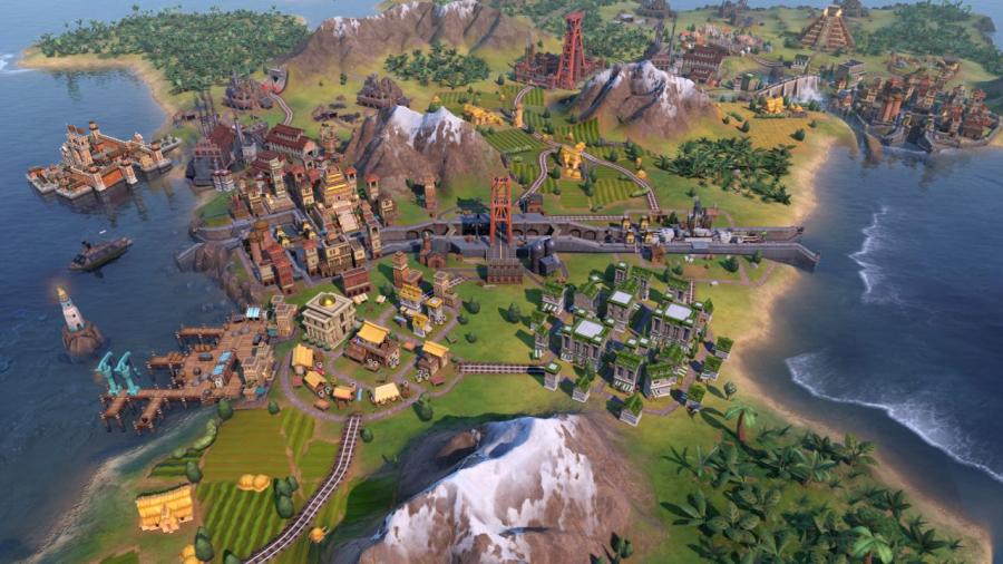Civilization VI - Gathering Storm (Expansion) Screenshot 4