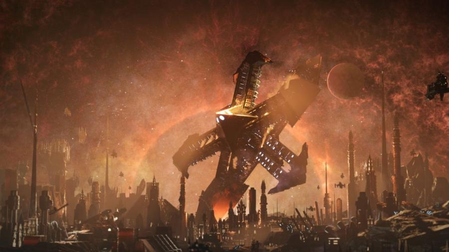 Battlefleet Gothic Armada 2 Screenshot 3