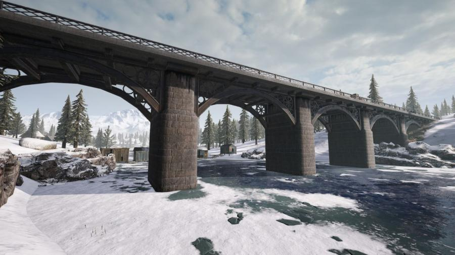 PlayerUnknown's Battlegrounds - Survivor Pass Vikendi (Snow Map DLC) Screenshot 5