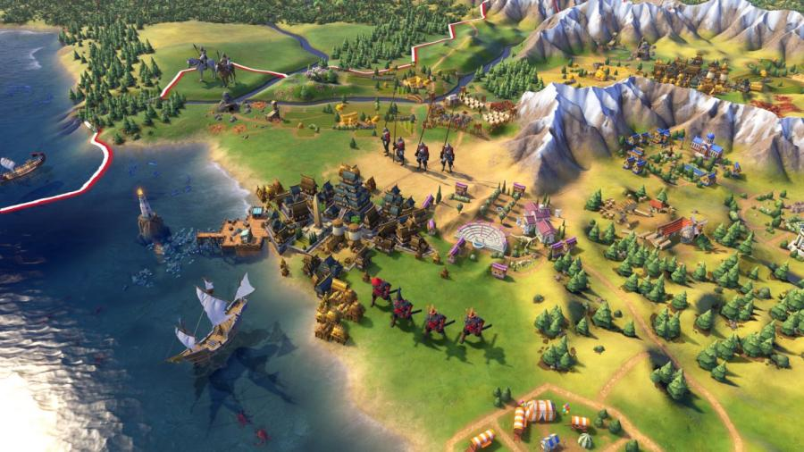 Civilization VI - Gold Edition Screenshot 4
