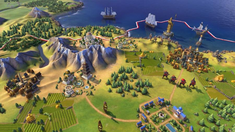Civilization VI - Gold Edition Screenshot 3