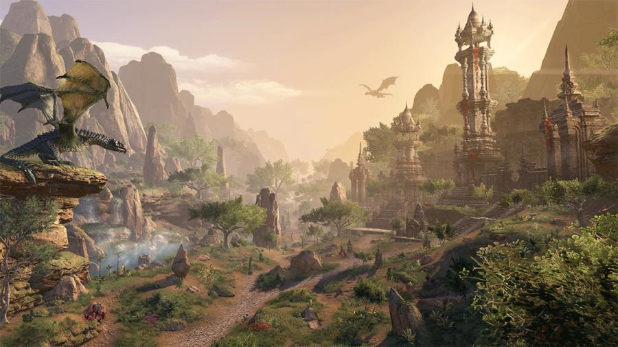 The Elder Scrolls Online - Elsweyr (Digital Collectors Edition Upgrade) Screenshot 2