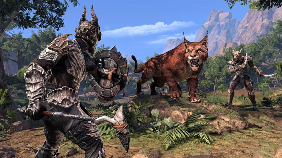 The Elder Scrolls Online - Elsweyr (Digital Collectors Edition Upgrade) Screenshot 6