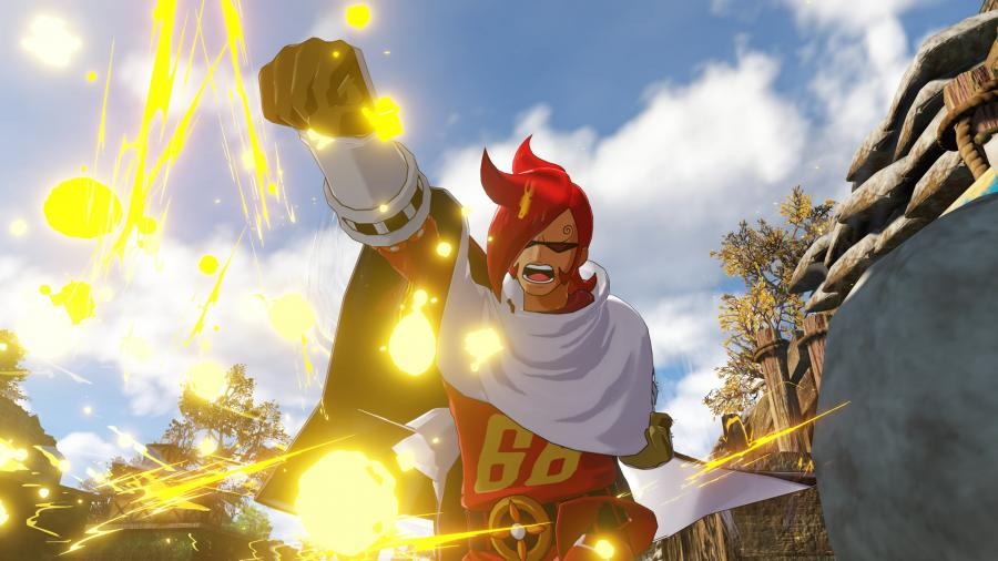 One Piece World Seeker Screenshot 3