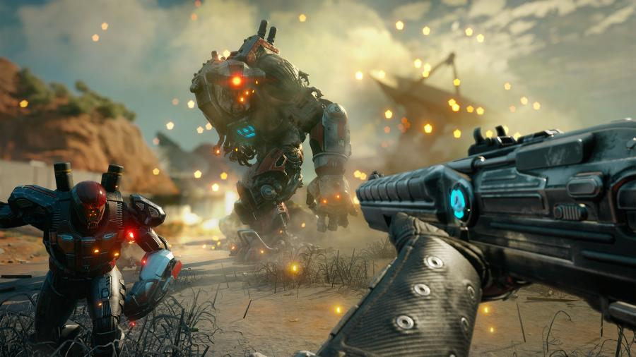 RAGE 2 - Deluxe Edition Screenshot 3