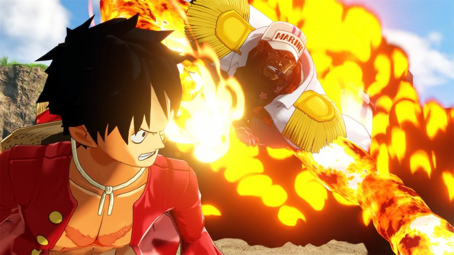 One Piece World Seeker - Deluxe Edition Screenshot 4
