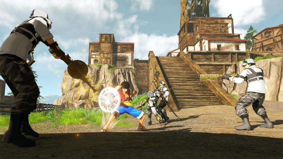 One Piece World Seeker - Deluxe Edition Screenshot 7