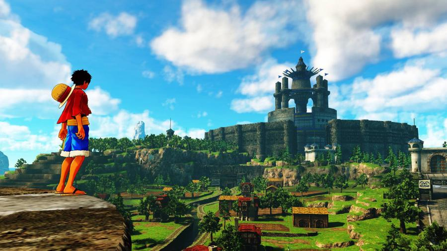 One Piece World Seeker - Deluxe Edition Screenshot 2