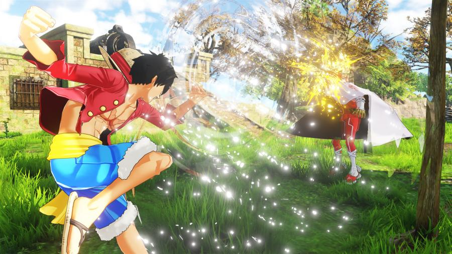 One Piece World Seeker - Deluxe Edition Screenshot 9