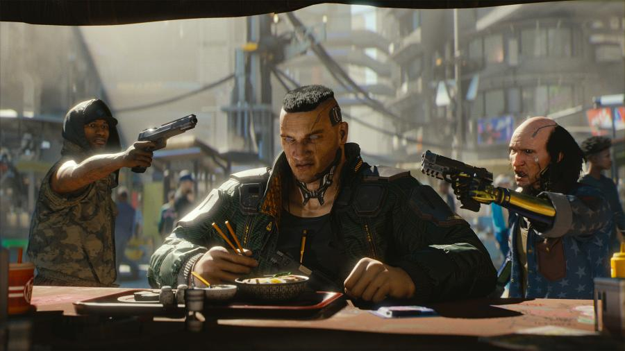 Cyberpunk 2077 Screenshot 7