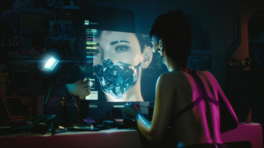Cyberpunk 2077 Screenshot 6
