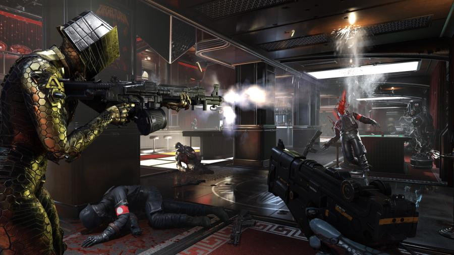 Wolfenstein Youngblood (Steam DE Key - German Version) Screenshot 4