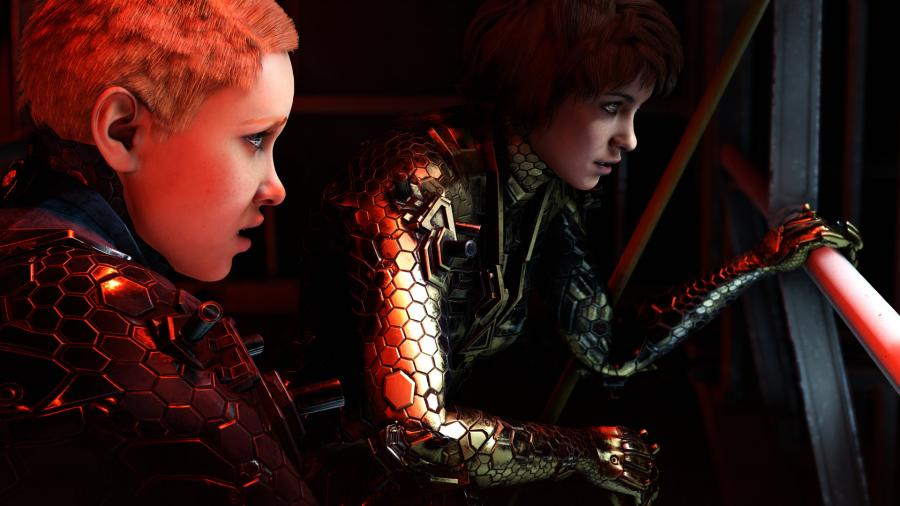 Wolfenstein Youngblood (Steam DE Key - German Version) Screenshot 2