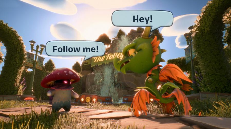 Plants vs Zombies - Battle for Neighborville Screenshot 3