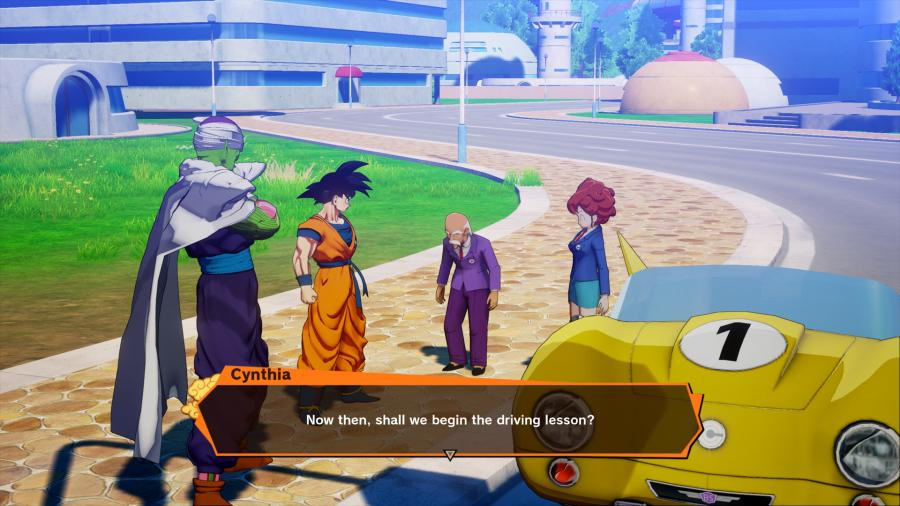 Dragon Ball Z - Kakarot (Deluxe Edition) Screenshot 4