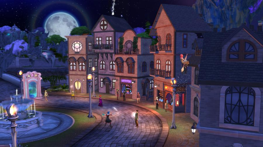 The Sims 4 - Realm of Magic (DLC) Screenshot 4