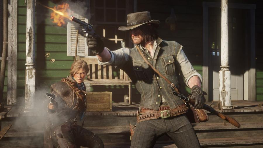 Red Dead Redemption 2 - Special Edition Screenshot 3