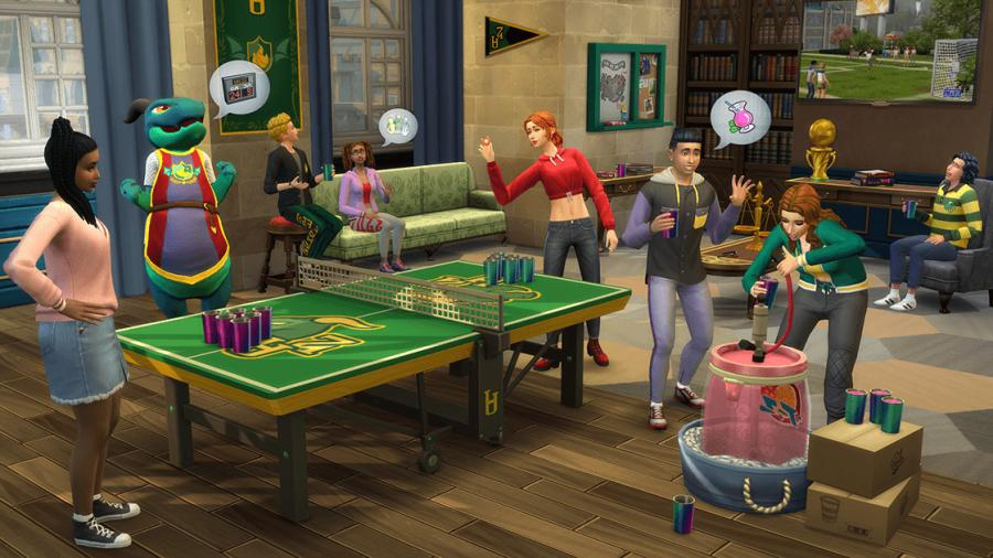 The Sims 4 - Discover University (DLC) Screenshot 4
