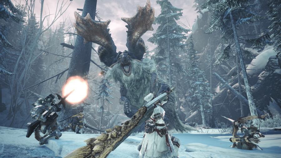 Monster Hunter World - Iceborne DLC (Digital Deluxe Edition) Screenshot 9