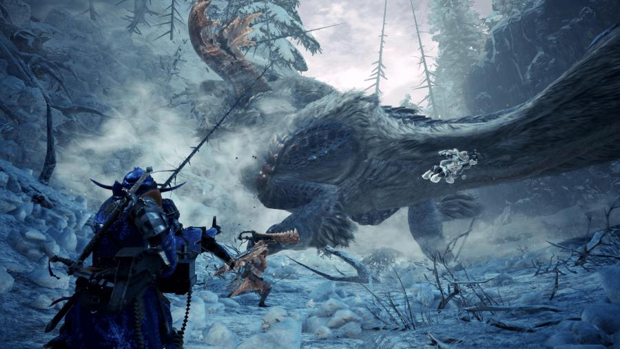 Monster Hunter World - Iceborne DLC (Digital Deluxe Edition) Screenshot 7