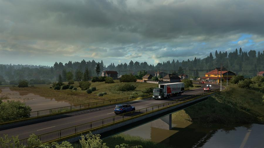 Euro Truck Simulator 2 - Road to the Black Sea (DLC) Screenshot 9
