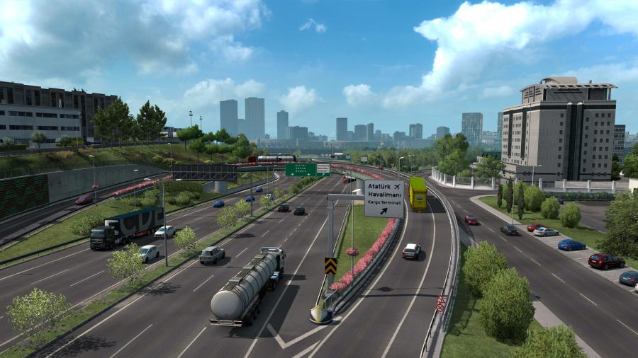 Euro Truck Simulator 2 - Road to the Black Sea (DLC) Screenshot 8