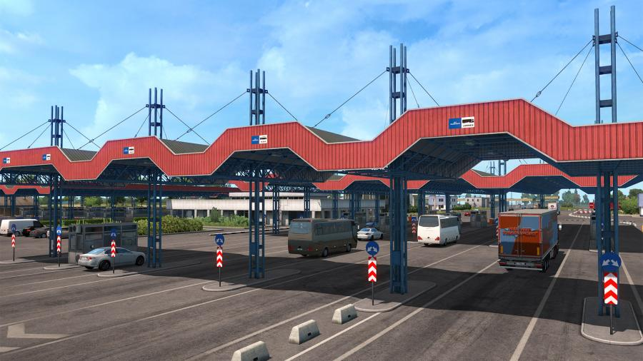 Euro Truck Simulator 2 - Road to the Black Sea (DLC) Screenshot 7