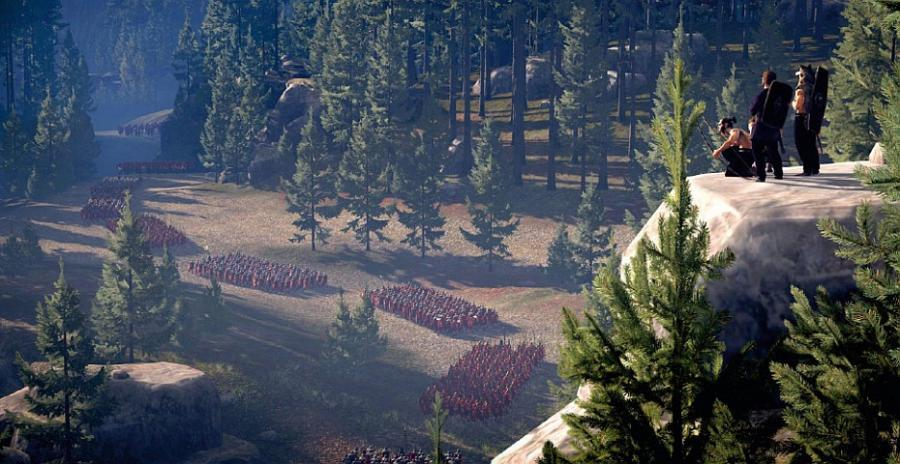 Total War Rome 2 - Enemy at the Gates Edition Screenshot 8