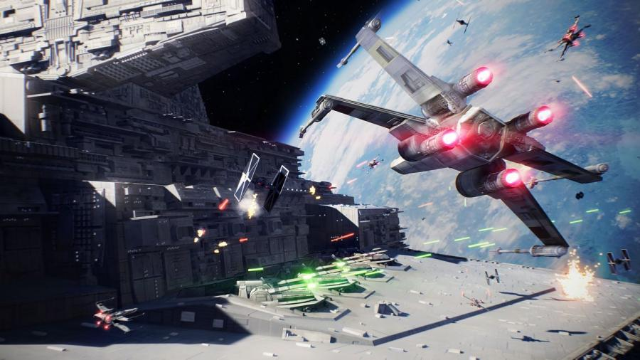 Star Wars Battlefront 2 - EN FR ES Key (English, French, Spanish) Screenshot 3