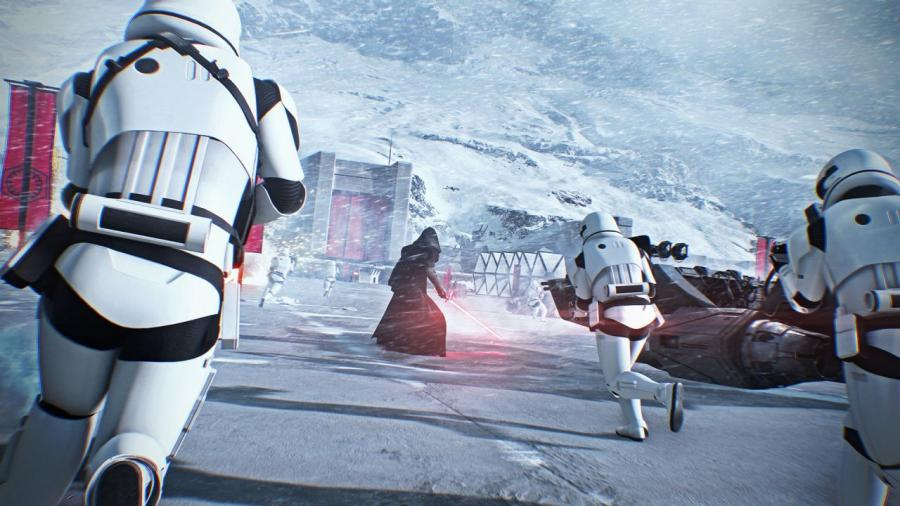 Star Wars Battlefront 2 - EN FR ES Key (English, French, Spanish) Screenshot 5