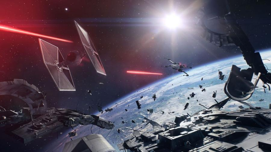 Star Wars Battlefront 2 - EN FR ES Key (English, French, Spanish) Screenshot 6