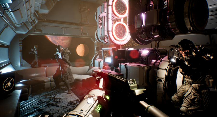 Genesis Alpha One Screenshot 4