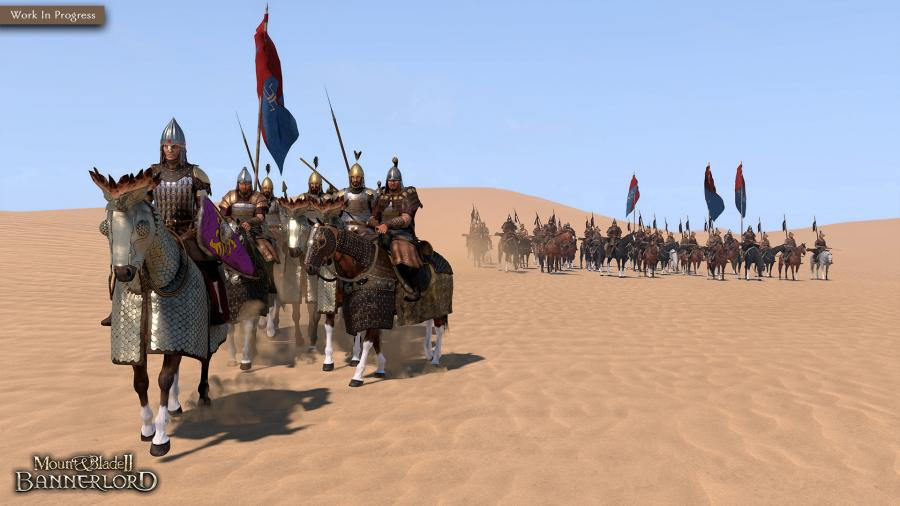 Mount & Blade II - Bannerlord Screenshot 6