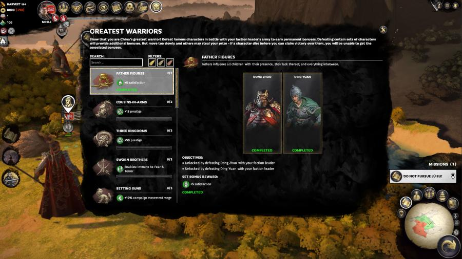 Total War Three Kingdoms - A World Betrayed (DLC) Screenshot 9