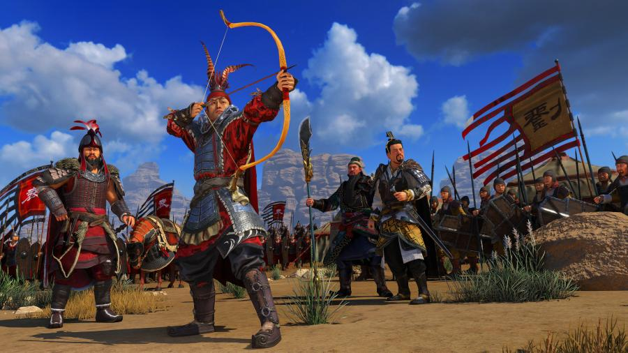 Total War Three Kingdoms - A World Betrayed (DLC) Screenshot 5