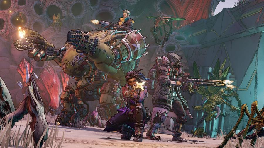 Borderlands 3 - Deluxe Edition (Steam Key) Screenshot 8