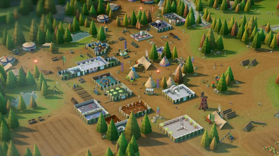 Two Point Hospital - Off The Grid (DLC) Screenshot 7