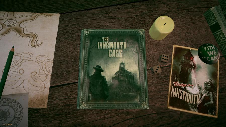 The Innsmouth Case Screenshot 2