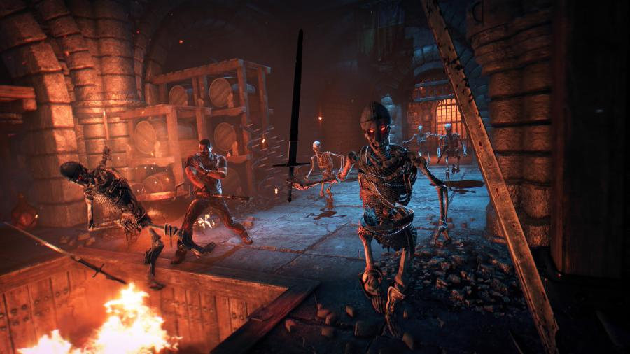 Dying Light - Hellraid (DLC) Screenshot 4