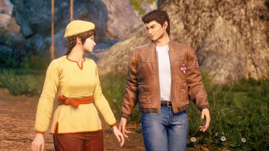 Shenmue 3 (Steam Key) Screenshot 5